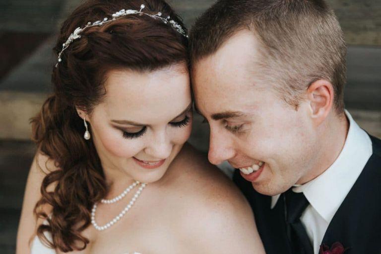 Wedding Photos at the Devonian Botanical Gardens