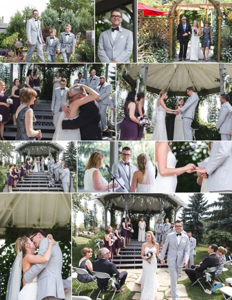 Wedding Photos at Hastings Lake Gardens
