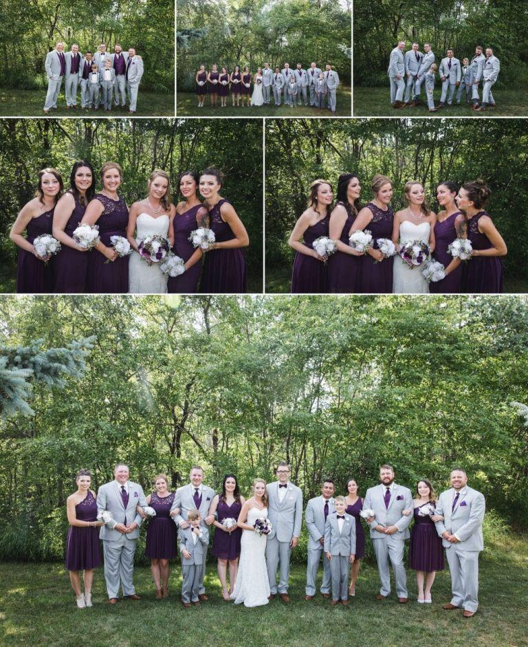 Wedding Photos at Hastings Lake Gardens