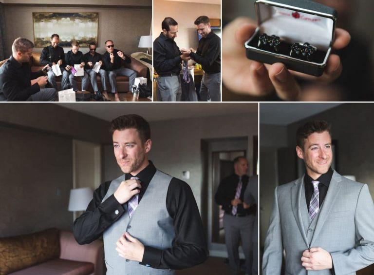 Wedding Photos at the Art Gallery of Alberta