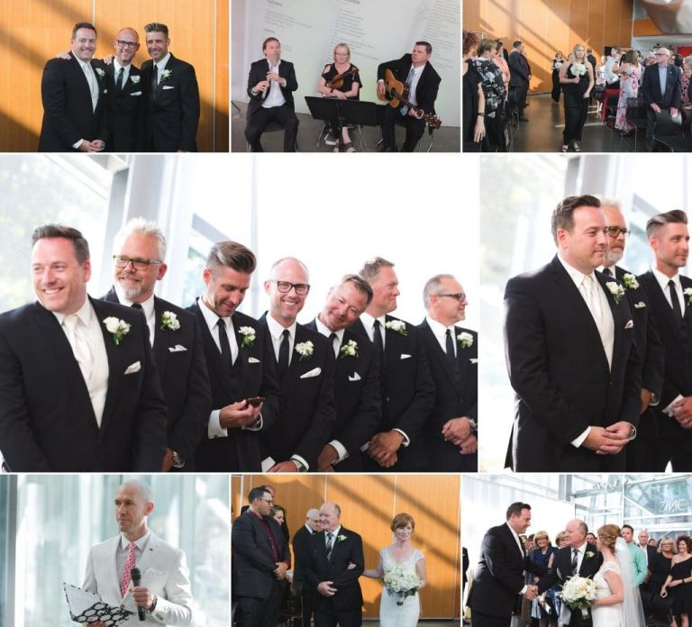 Edmonton Wedding Photographers - Wedding at the Art Gallery of Alberta