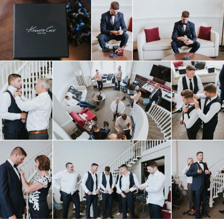 Edmonton Wedding Photographers - Wedding Photography at Delta Edmonton South