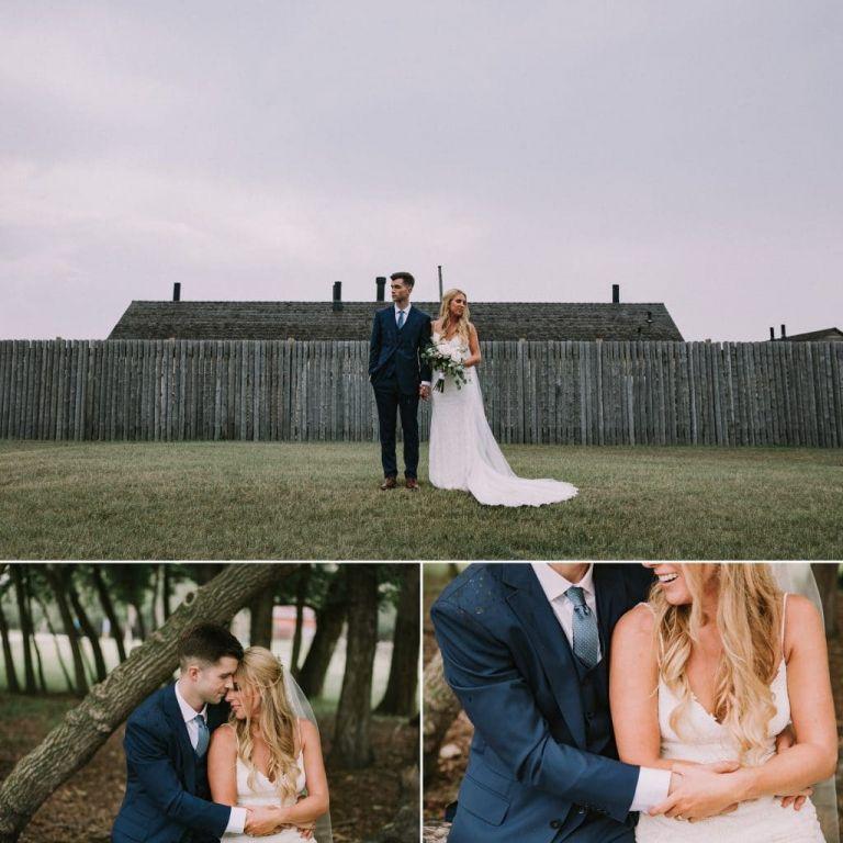 Wedding Rentals Edmonton: Katie & Dylan's Sneak Peek