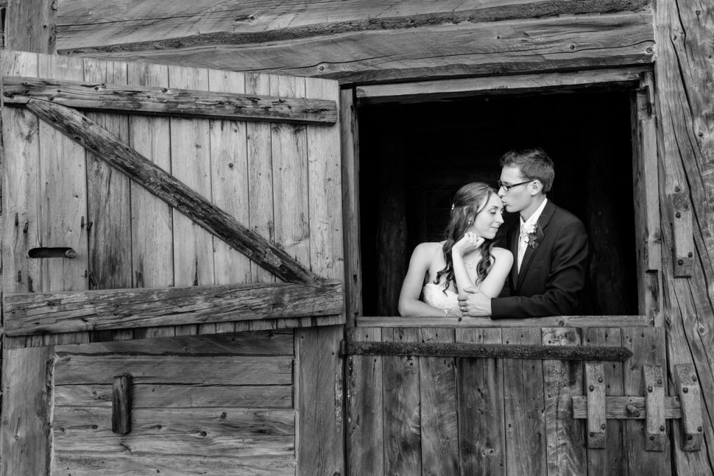 Wedding Photography at Fort Edmonton Park