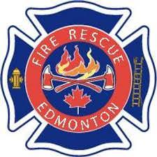 Edmonton Fire Rescue Services Logo