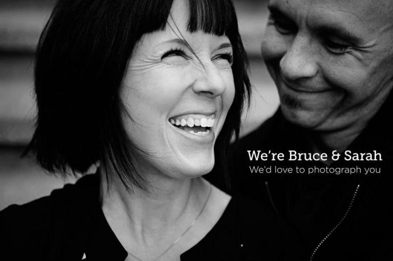 Edmonton Photographers Bruce & Sarah Clarke from Moments in Digital Photography