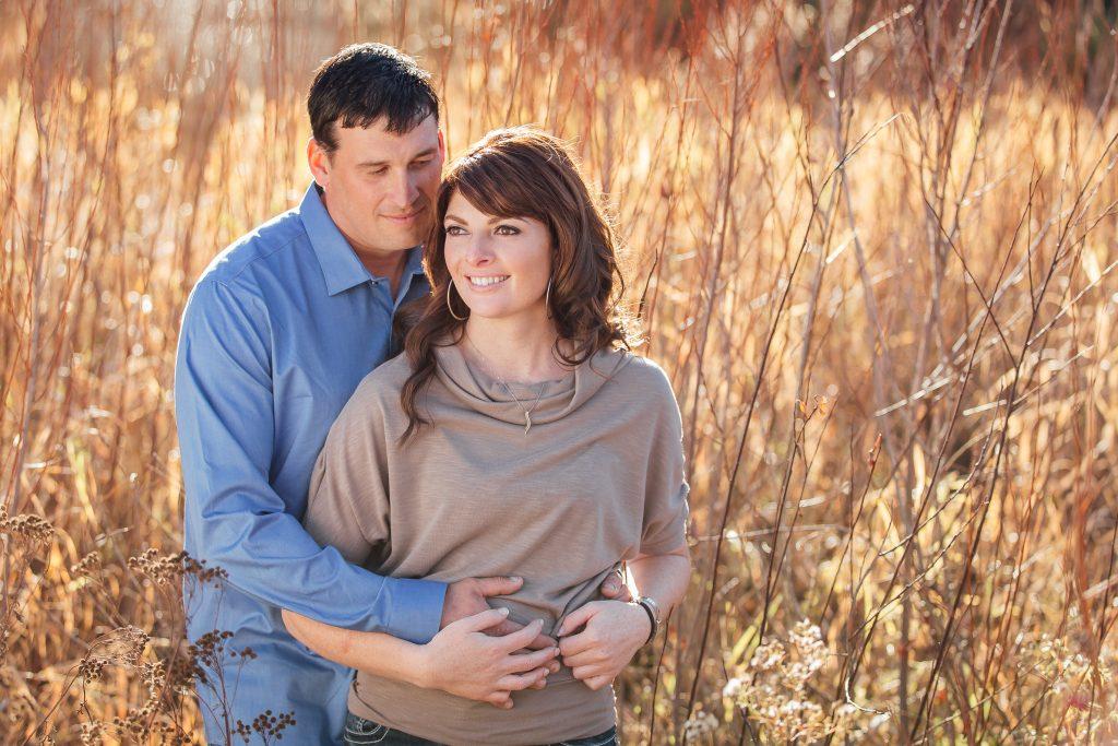 Portrait Photographer in Edmonton - Engagement Photos