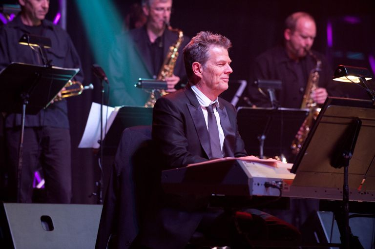 Edmonton Event Photography - David Foster performs at the Winspear Centre
