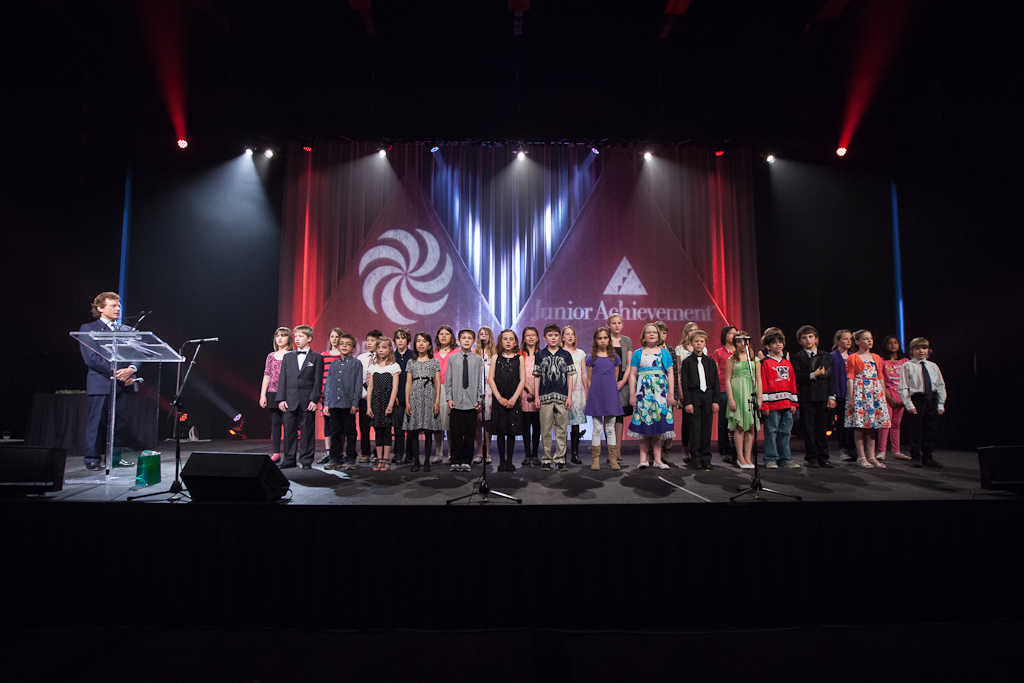 Junior Achievement of Edmonton - Awards Gala