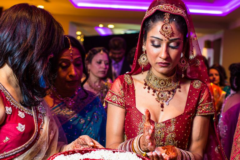 Indian Wedding Photographer in Edmonton