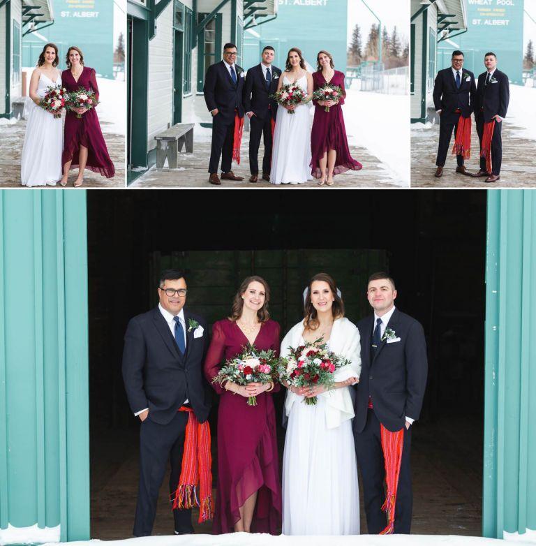 Wedding Photos in St. Albert