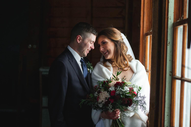 Edmonton Wedding Photographers - St. Albert Grain Elevator Park Wedding
