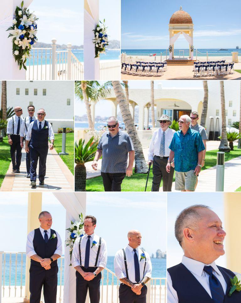 Edmonton destination wedding photographers - Wedding in Cabo San Lucas Mexico