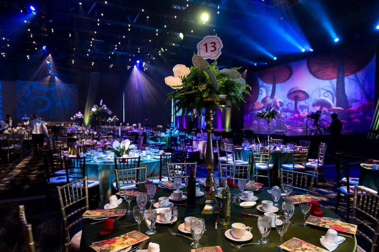 Edmonton Event Photography - YESS Gala at the Edmonton Convention Centre