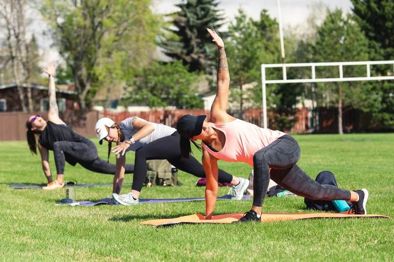 Fitness Bootcamp St. Albert